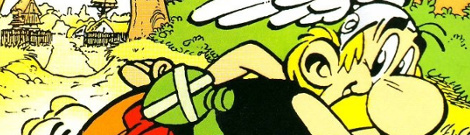 Banner Asterix
