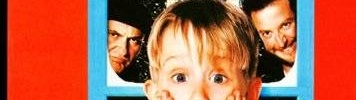 Banner Home Alone