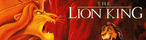 Banner The Lion King