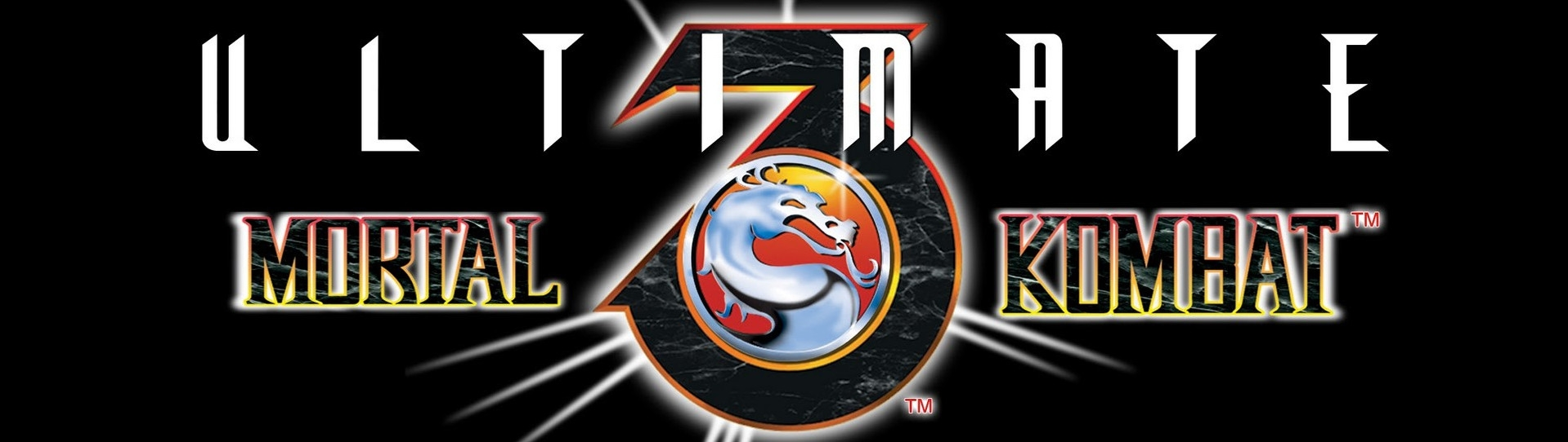 Banner Ultimate Mortal Kombat 3
