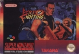 Art of Fighting voor Super Nintendo