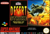 Desert Strike: Return to the Gulf Lelijk Eendje voor Super Nintendo