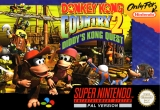 /Donkey Kong Country 2: Diddy's Kong Quest voor Super Nintendo
