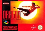Dragon: The Bruce Lee Story voor Super Nintendo