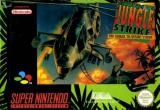 Jungle Strike: The Sequel to Desert Strike Compleet voor Super Nintendo