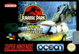 Jurassic Park Part 2 The Chaos Continues voor Super Nintendo