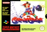 Kid Klown in Crazy Chase voor Super Nintendo