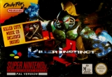 Killer Instinct voor Super Nintendo