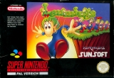 Lemmings voor Super Nintendo