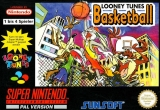 Looney Tunes Basketball voor Super Nintendo