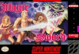 Magic Sword voor Super Nintendo