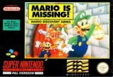 Mario is Missing! Compleet voor Super Nintendo