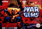 Marvel Super Heroes in War of the Gems voor Super Nintendo