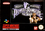 Mighty Morphin Power Rangers: The Movie voor Super Nintendo