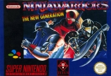 Ninja Warriors: The New Generation voor Nintendo Wii