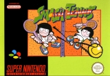 Smash Tennis voor Super Nintendo