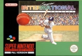 Super International Cricket voor Super Nintendo