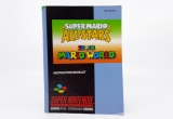 /Super Mario All-Stars & Super Mario World Handleiding voor Super Nintendo