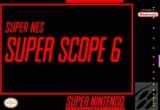 Super NES Nintendo Scope 6 voor Super Nintendo