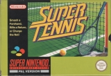 Super Tennis voor Super Nintendo