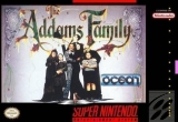 The Addams Family voor Super Nintendo