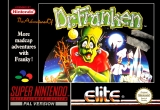 The Adventures of Dr. Franken voor Super Nintendo