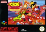 The Great Circus Mystery starring Mickey & Minnie voor Super Nintendo