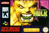 The Incredible Hulk voor Super Nintendo