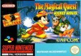 The Magical Quest starring Mickey Mouse Compleet voor Super Nintendo
