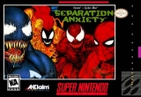 Venom & Spider-Man: Separation Anxiety voor Super Nintendo