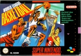 World League Basketball voor Super Nintendo