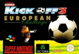 Kick Off 3: European Challenge voor Super Nintendo