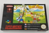 Power Piggs of the Dark Age Compleet voor Super Nintendo