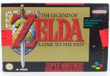 /The Legend of Zelda: A Link to the Past Als Nieuw Duitstalig voor Super Nintendo