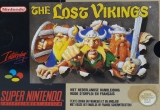 The Lost Vikings Compleet voor Super Nintendo