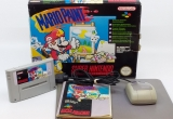 /Mario Paint + Super NES Mouse in Doos voor Super Nintendo