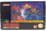 Mighty Morphin Power Rangers: The Fighting Edition Compleet voor Super Nintendo