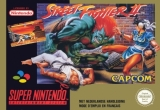 Street Fighter II voor Super Nintendo