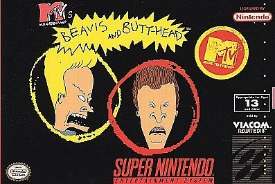 Boxshot Beavis and Butt-Head