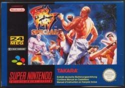 Boxshot Fatal Fury Special