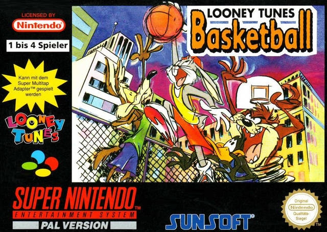 Boxshot Looney Tunes Basketball