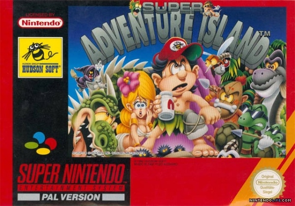 Boxshot Super Adventure Island
