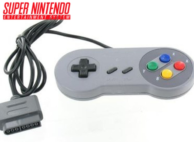 Boxshot Super Nintendo Controller Third Party
