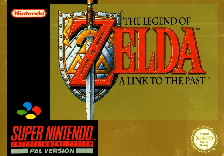 Boxshot The Legend of Zelda: A Link to the Past
