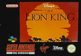 Boxshot The Lion King