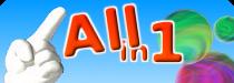 Logo SNES-games en accessoires lijsten.