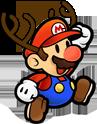 Kerst Mario SNES