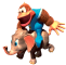 Afbeelding voor  Donkey Kong Country 3 Dixie Kongs Double Trouble