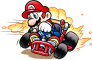 Afbeelding voor Super Mario Kart