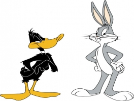 Speel als de Looney Tunes-helden <a href = https://www.mariosnes.nl/Super-Nintendo-game.php?t=Daffy_Duck_The_Marvin_Missions target = _blank>Daffy Duck</a> en <a href = https://www.mariosnes.nl/Super-Nintendo-game.php?t=Bugs_Bunny_Rabbit_Rampage target = _blank>Bugs Bunny</a>!